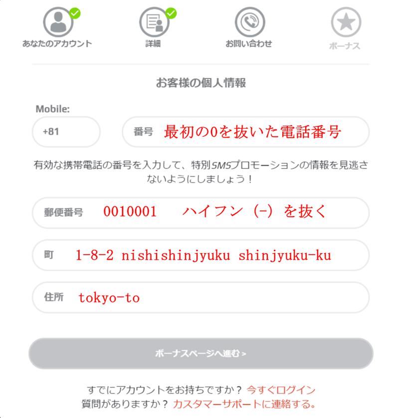 ネットベット登録画像4